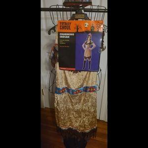 Pocahontas (indian costume)